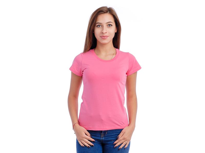 Moteriški marškinėliai (Rožinė spalva)