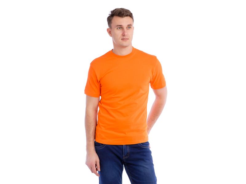 Vyriški marškinėliai (Orandžinė spalva)