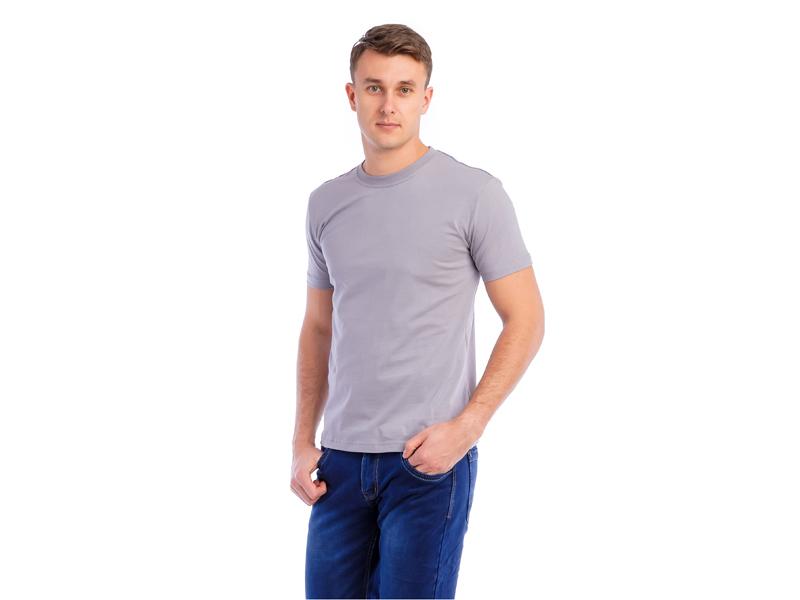Vyriški marškinėliai (Šv.pilka spalva)