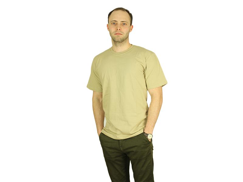 Vyriški marškinėliai (Smėlinė spalva)