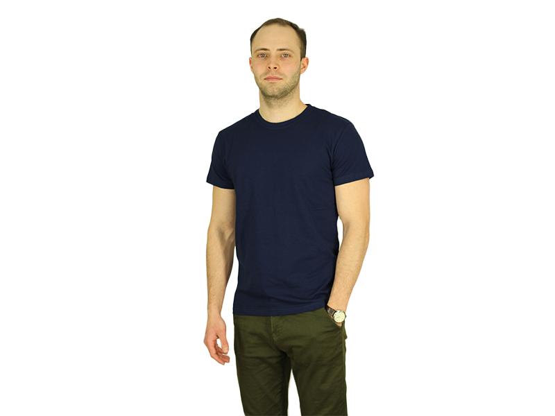 Vyriški marškinėliai (T.mėlyna spalva)