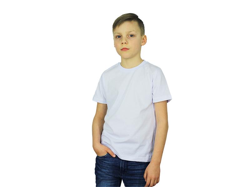 Vaikiški marškinėliai (Balta spalva)