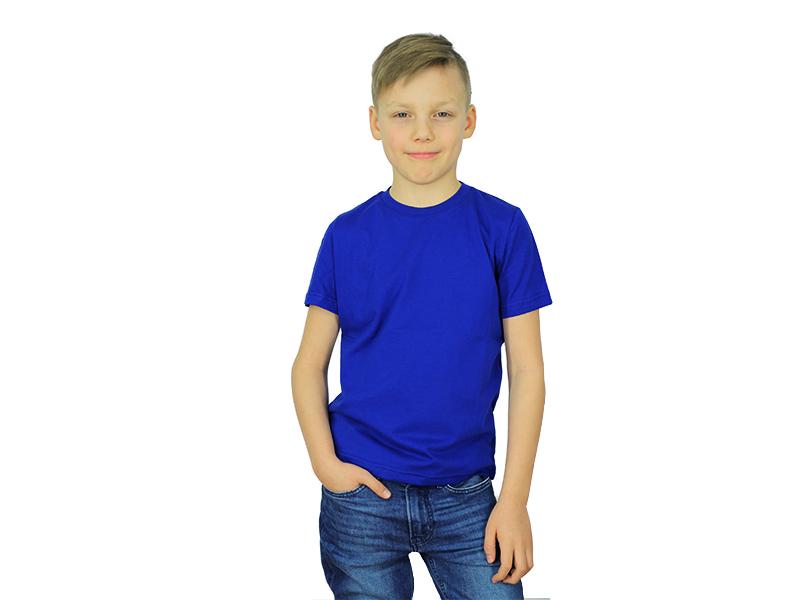 Vaikiški marškinėliai (Mėlyna spalva)