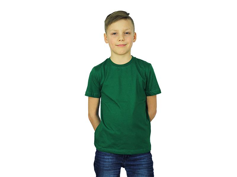 Vaikiški marškinėliai (Žalia spalva)